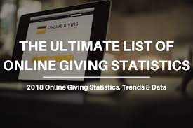 2018 charitable giving statistics trends data the ultimate list of charity giving stats nonprofits source