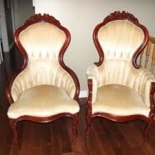 Queen Anne Style Arm Chairs Foter