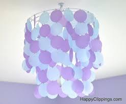 paper chandelier make a 3d paper chandelier decoration