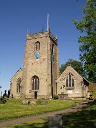 St Mary Magdalene's Church, Lillington