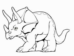 Small Picture Dinosaur Coloring Pages For Toddlers Coloring Pages
