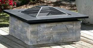 metal fire pit cover. Fire Pit Cover Metal Lids Round Lid Home Depot Stainless Steel