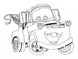 Cars Coloring Book Pages Car Printable Coloring Pages Cartoonrocks ...