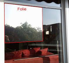Spiegelfolie Fenster Video Klebefolie Fenster Sichtschutz Genial