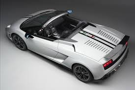 Lamborghini Gallardo LP 570-4 Spyder Performante | AUTOS | CAR