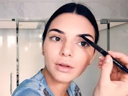 kendall jenner makeup tutorial 2020