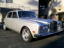 Purchase Used 1973 Rolls Royce Silver Shadow Custom In Palm Desert