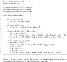 coffee an mpi parallelized python
