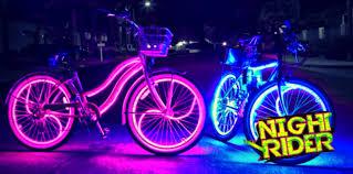 Night Rider Bicycle Lights Night Rider Family Bike Ride 2019 City Of Round Rock
