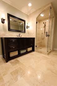 travertine tile bathroom floor. Modren Travertine Ivory Travertine Tile Bathroom Traditional With Arch Glass Door Body In Travertine Tile Floor A