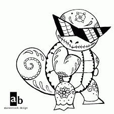 Small Picture Pokemon Coloring Pages Blastoise Coloring Page