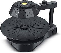 It won't take a lot of time to prepare these delicious foods. Kitchen Academy Electric Indoor Grill With Removable Non Stick Plate Infrared Heating Smokeless Technology Bbq Grill Black Small Appliances Kitchen Dining
