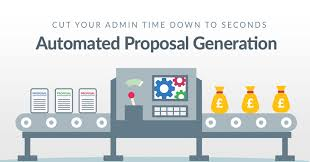 Professional Business Proposals Generate Professional Business Proposals Automatically