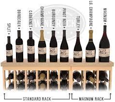 Wine Magnum Size Chart Wine Bottle Size Chart Store All Bottle Types Wine Racks