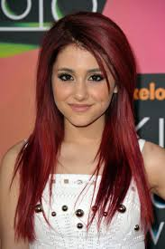 Cat Hair Style 16 best ariana grande3 images ariana grande red 8076 by wearticles.com