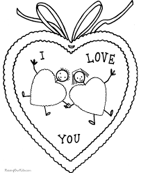 Find all the coloring pages you want organized by topic and lots of other kids crafts and kids activities at allkidsnetwork.com. Valentine Coloring Page For Kid 031