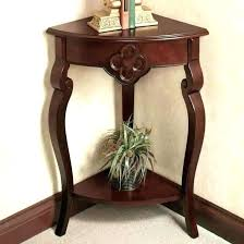 oak accent table corner side table corner end tables awesome oak end tables for living room oak accent table