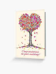 Congratulations Design Congratulations On Your Wedding Greeting Card