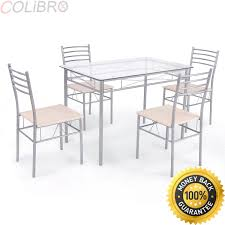 Cheap Glass Kitchen Table Chairs Find Glass Kitchen Table Chairs
