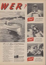 Pin On Vintage Johnson Outboard Motor Ads