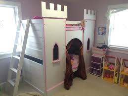 Build A Princess Bed Princess Castle Bunk Bed Youtube