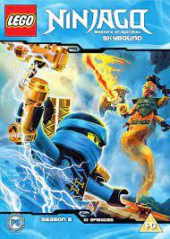 DVD1 - Lego Ninjago: Skybound (1 DVD): Amazon.de: DVD & Blu-ray