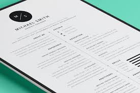 Simple Indesign Resume Template Free Top 26 Free Indesign Resume