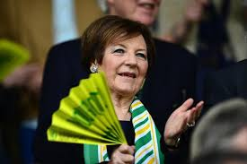 The unexpected reason Norwich City chief Delia Smith will miss the  Nottingham Forest match - Nottinghamshire Live