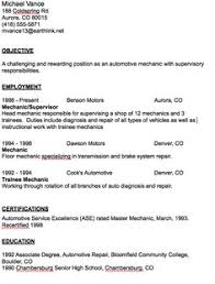automotive mechanic resume example posts the o jays and resume help automotive mechanic resume sample resumesdesign com automotive mechanic