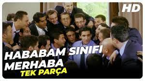 Hababam Sınıfı Merhaba - Türk Komedi Filmi Tek Parça (HD) - YouTube