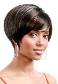 Black Bob Hair Style short hairstyles for black women sexy natural haircuts 7457 by wearticles.com