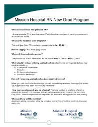 Sample Resume For A New Grad Rn Nursecode Com Nurse Examples