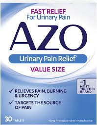 uti shipping azo urinary pain relief 1 most trusted brand for uti pain