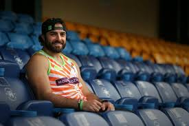 nfl players to compete at rio olympics nate ebner recently signed a new