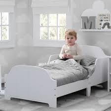 delta children toddler bed white