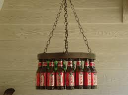 full image for wonderful beer bottle chandelier kit 130 diy beer bottle chandelier kit beer images