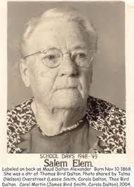 Maude Dalton Alexander (1868-1954) - Find A Grave Memorial