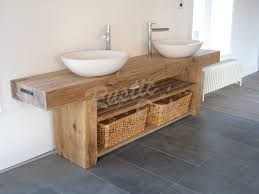 Bathroom Sinks Bold Design Bathroom Sink Units Oak Beam Unit Rustic With  Storage Uk B Q Ireland