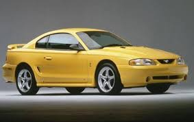 1998 Ford Mustang SVT Cobra - Information and photos - ZombieDrive