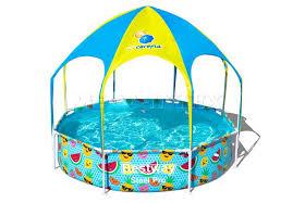 Каркасный <b>бассейн</b> 244 х 51 см <b>Splash</b>-In-<b>Shade Play Pool</b> ...