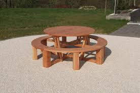 Frais Banc De Jardin Rond Jskszm Com Id Es De Conception De Jardin Une Table Ronde Pour Jardin Avec Des Bancs En Bois