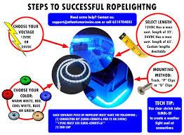 12v Rope Lights For Boats 12v Led Rope Lights