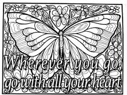 I Love You Quotes Adult Coloring Pages