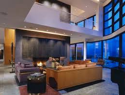 Interior design san diego Andaz Modern Interior Design In San Diego Luxury Home u003eu003e Modern Interior Design Brukoff Design Associates