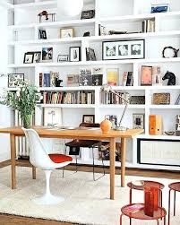 home office bookshelf. Bookshelf Ideas For Office Modern Asymmetrical Bookshelves Home  Built In Your U