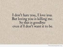 Love And Hate Quotes Impressive Quotes About Love Hate Motivational Quotes