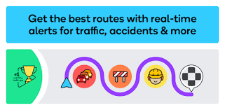 Waze - GPS, Maps, <b>Traffic</b> Alerts & Live Navigation - Apps on ...