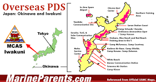 Usmc Chain Of Command Chart Marine Corps Bases In Japan General Information