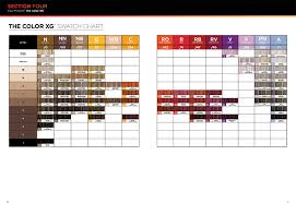 Paul Mitchell Color Chart 2018 The Color Xg From Paul Mitchell