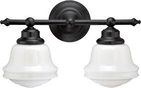 black vanity lighting. Vaxcel W0168 Huntley Oil Rubbed Bronze 2-Light Vanity Light. Loading Zoom Black Lighting S